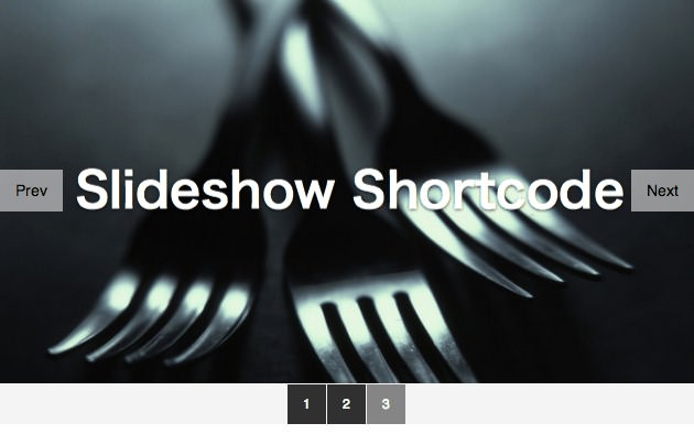 slideshow-shortcode
