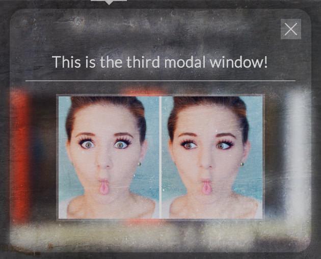 CSS3で作る汎用的なモーダルウィンドウ