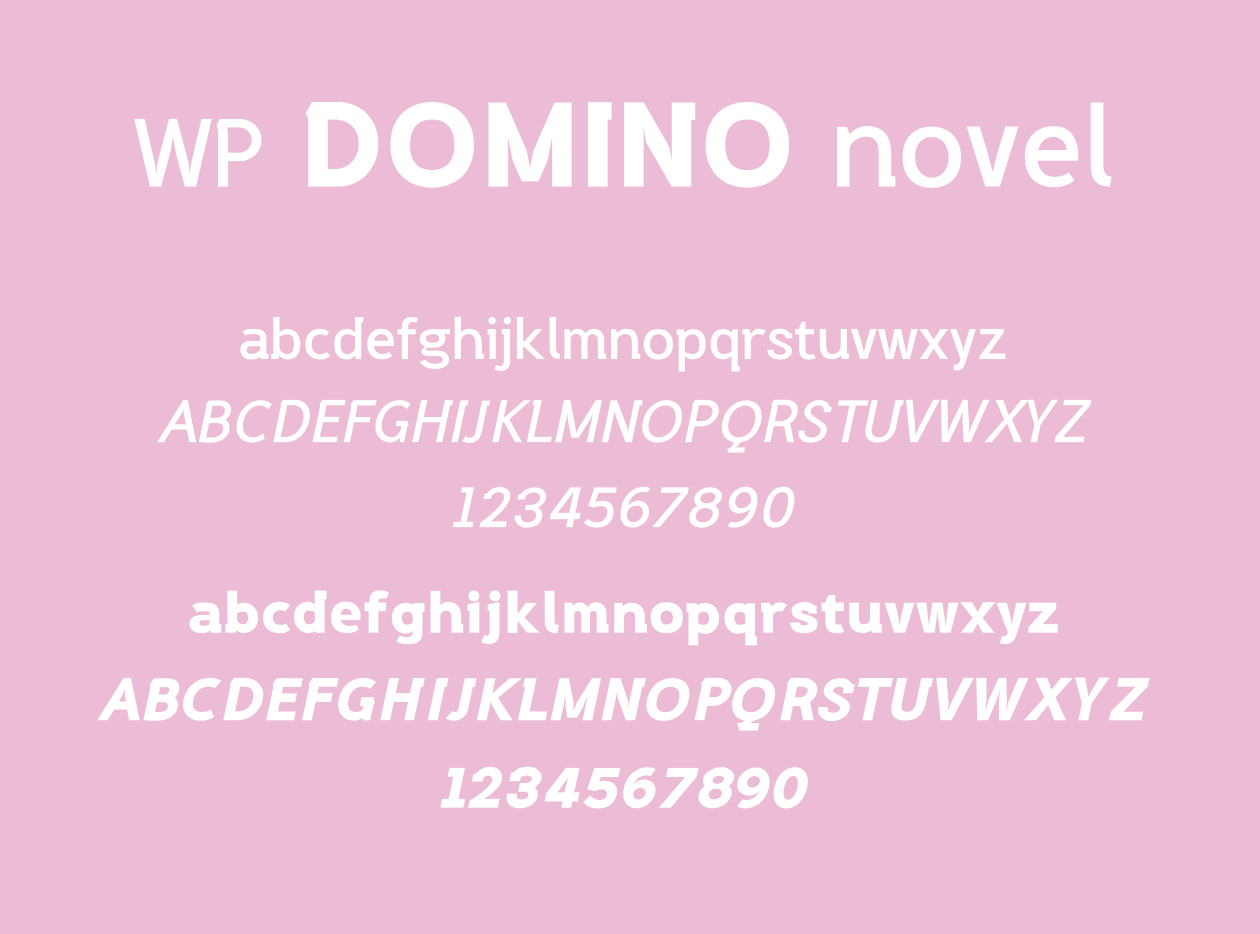 WP_DOMINO_ novel
