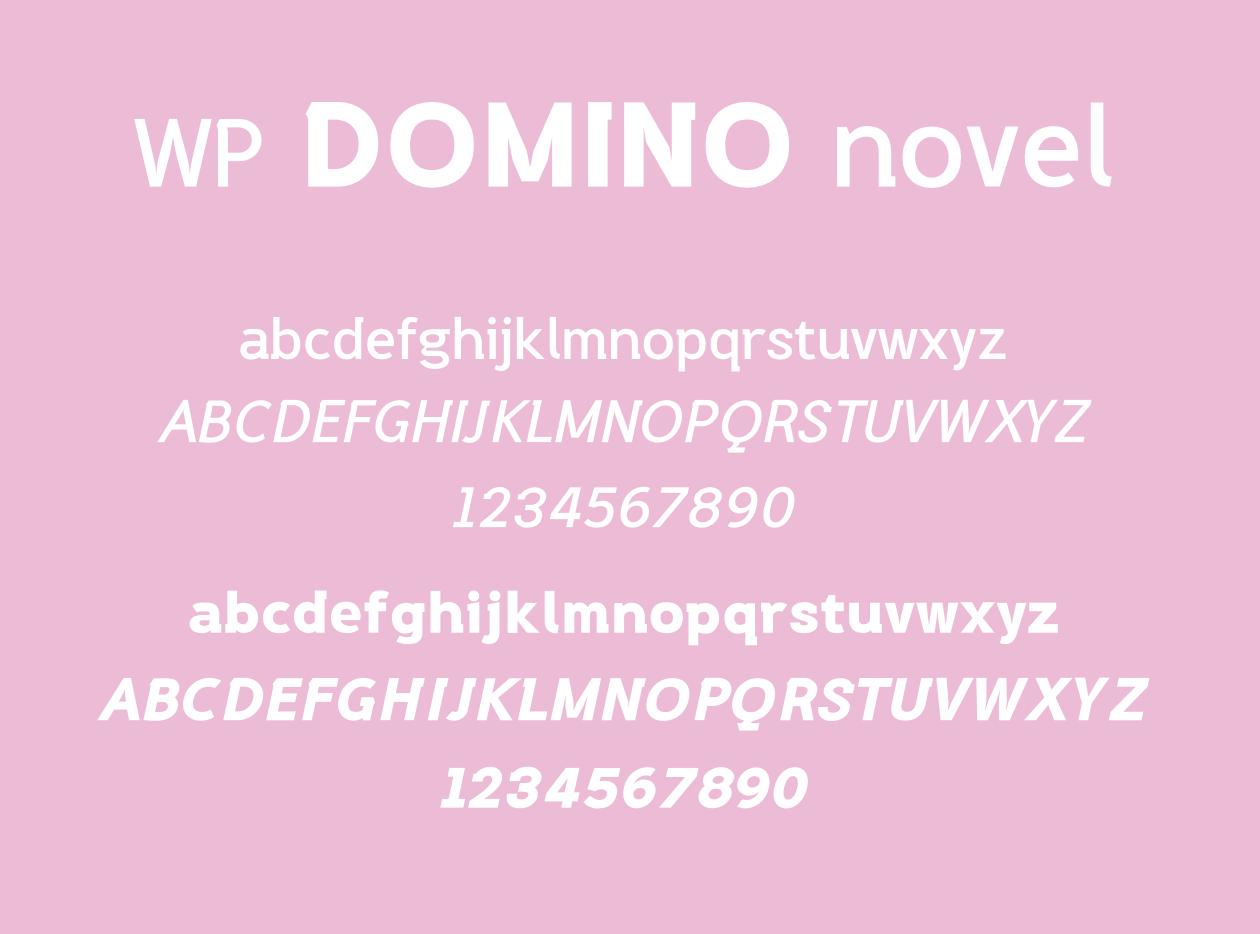 WP_DOMINO_ novel
