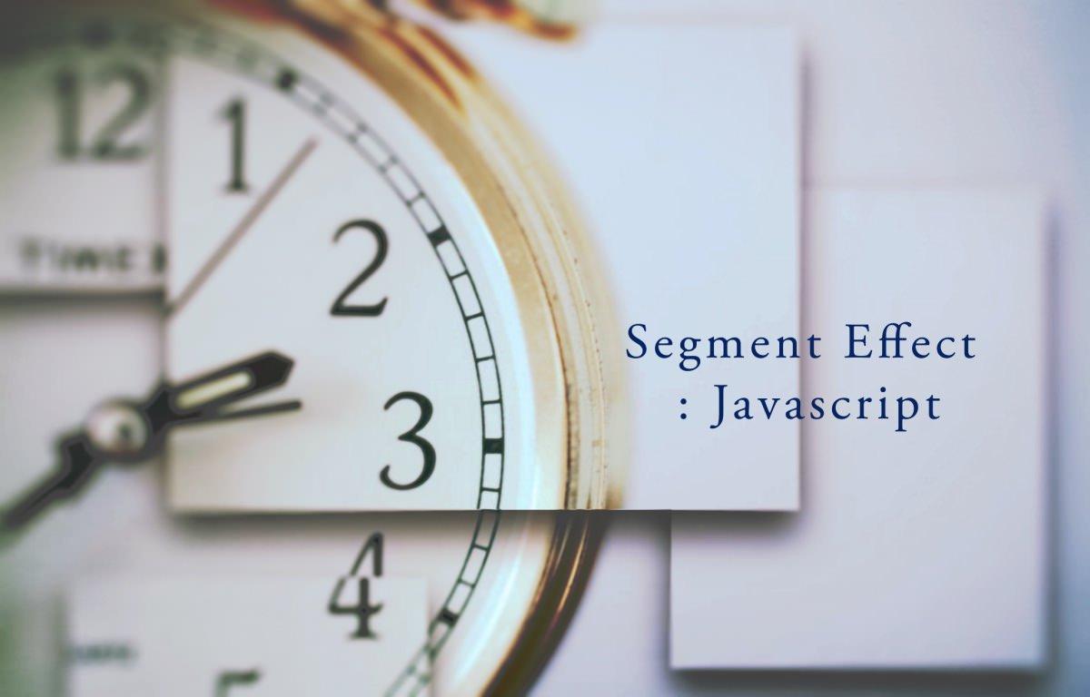 [JS]背景画像を区分けして浮かび上がるパララックス効果を付けてくれる「Segment Effect」
