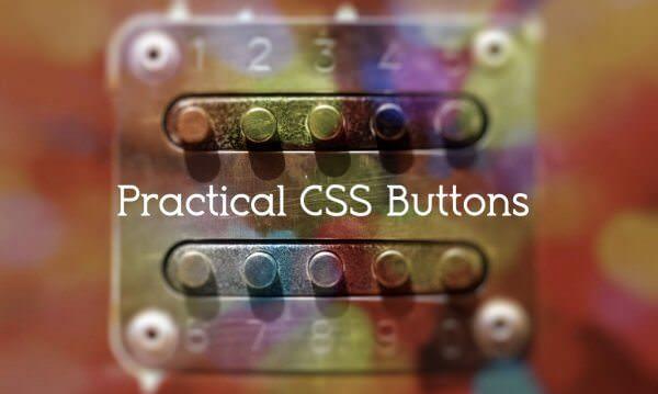 【CSS】汎用性を重視したCSSアニメーションボタン30種類
